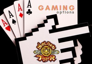 A wide array of gaming options are available at Golden Tiger Casino