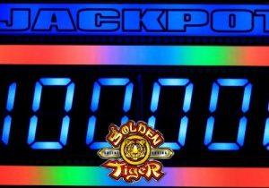 Jackpot -  Golden Tiger Casino